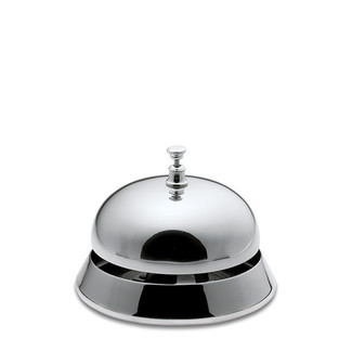 Polished Nickel XL Porters Bell
