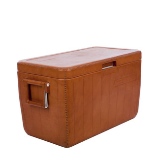 Leather Cooler