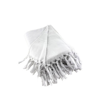 Classic Terry Bath Towel  - White
