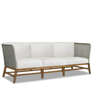 Avila Teak Outdoor Sofa