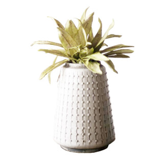 Dotted Textured Vase - Tall