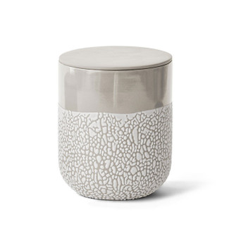 Lichen Ceramic Textured Box - Large