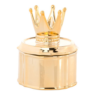 CROWN JEWELRY JAR