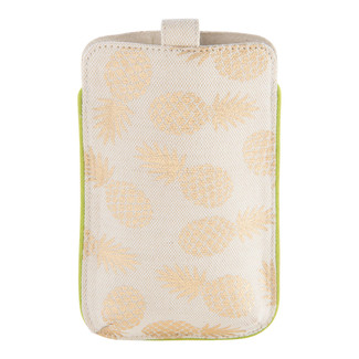 PINEAPPLE EYEGLASS CASE