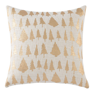 FESTIVE TREES PILLOW 20X20