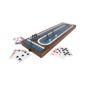 Collector's Edition Large Cribbage Board