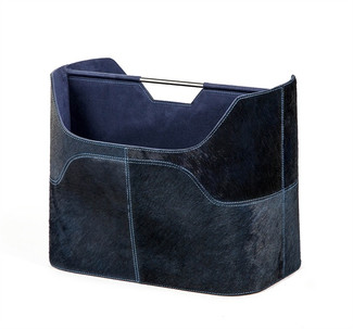 Anja Denim Magazine Rack