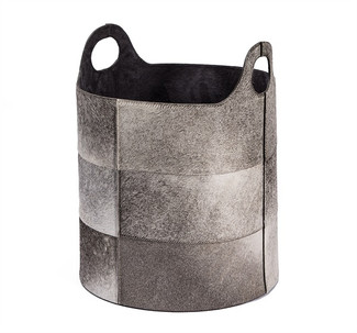 Chase Grey Storage Basket