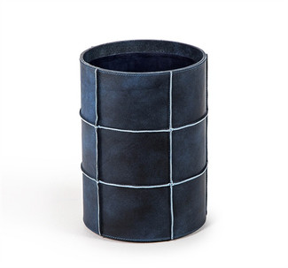 Poppy Denim Waste Basket