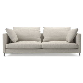 Crescent Three Seat Sofa