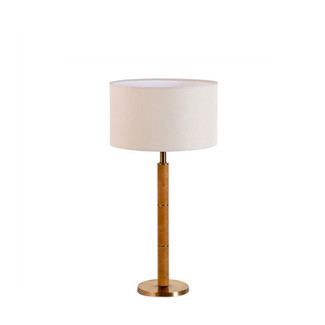 Andover Tan Table Lamp