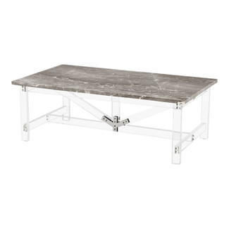 Lowell Italian Grey Cocktail Table