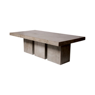 Perpetual Tuscan Dining Table 3-Leg Base Set