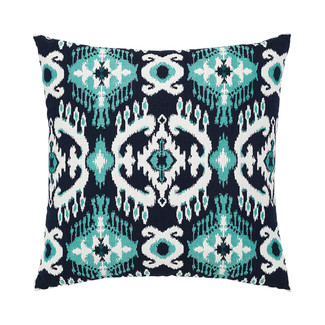 Patras Ikat Accent Pillow