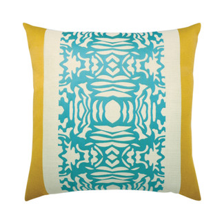 Aruba Block Accent Pillow