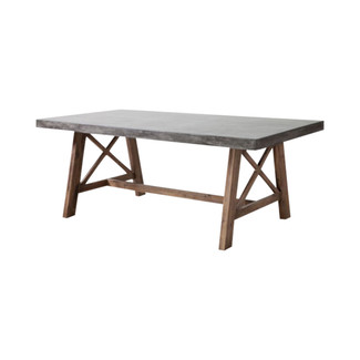 Ford Cement Dining Table