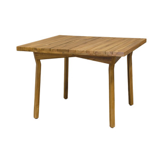 San Martin Teak Square Dining Table