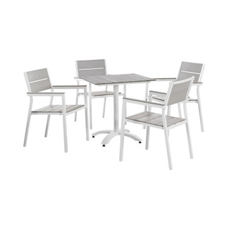 Maine 5 Piece Outdoor Bistro Dining Set