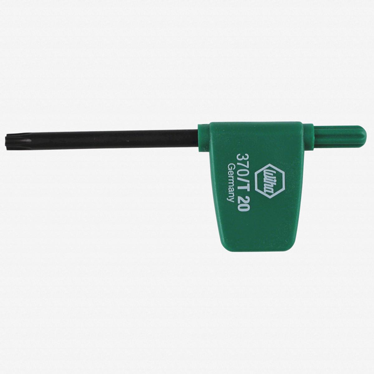Wiha 37029 T10 x 40mm Torx Flag Handle - KC Tool
