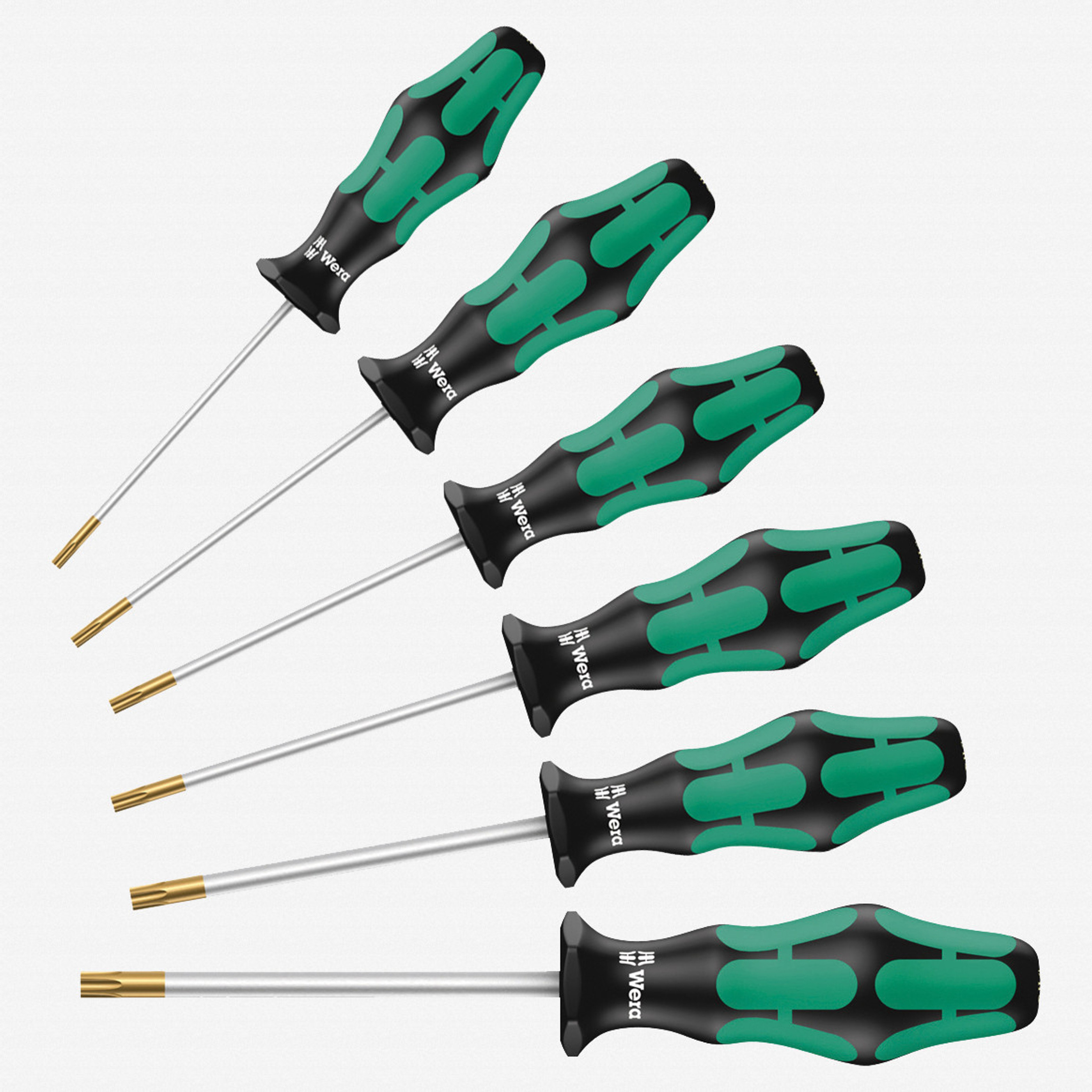wera tools 345221 kraftform plus torx hf screwdriver set. Black Bedroom Furniture Sets. Home Design Ideas