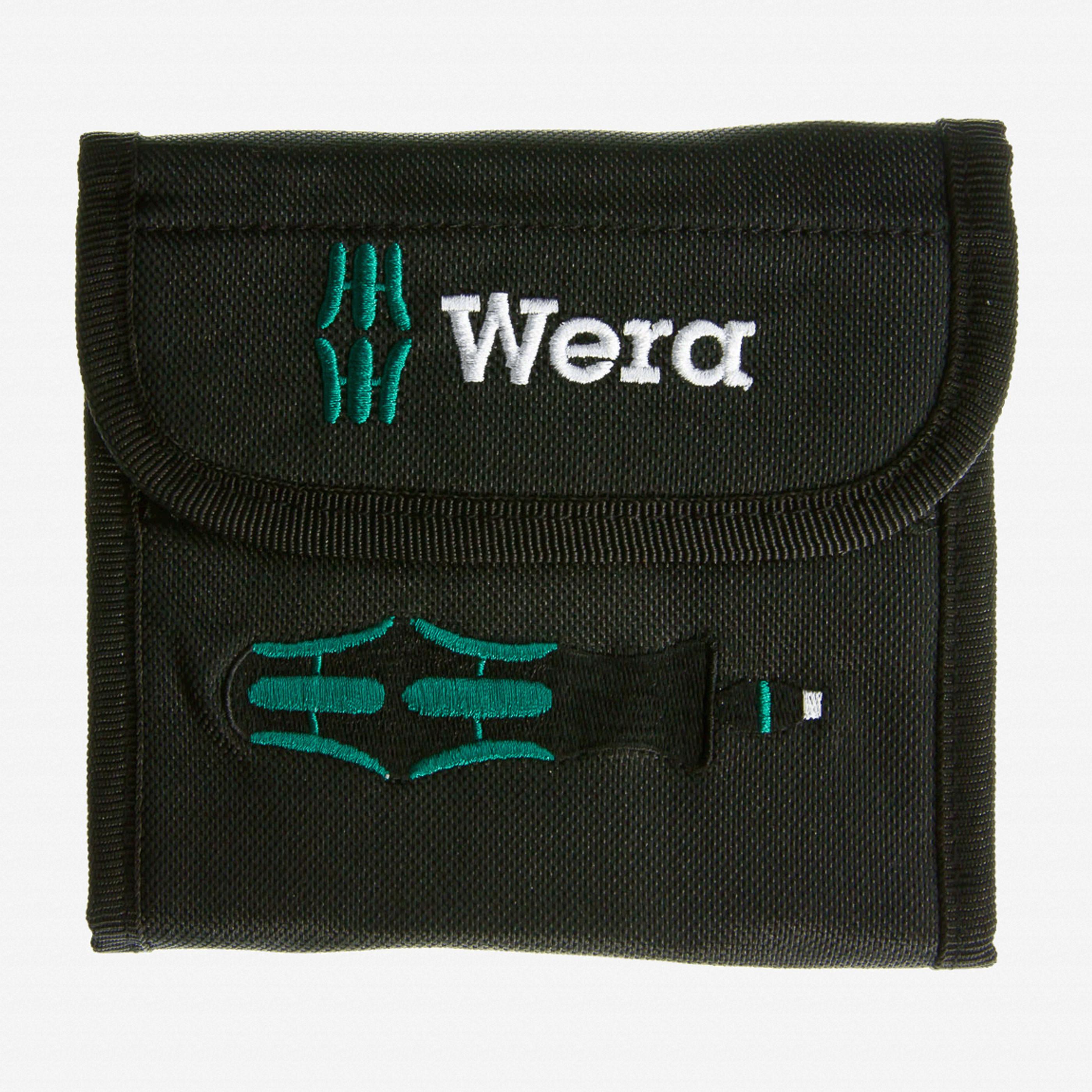 wera tools 671387 kraftform kompakt empty 17 piece bit and. Black Bedroom Furniture Sets. Home Design Ideas