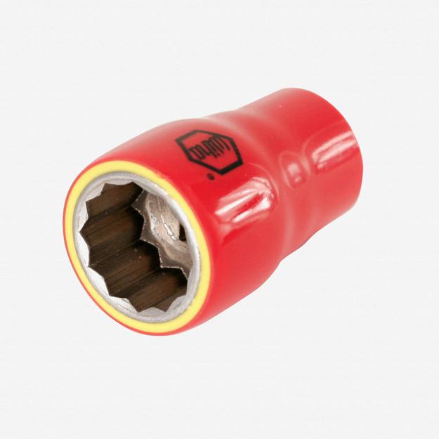 "Wiha 31712 11/16 x 1/2"" Drive Insulated Socket"