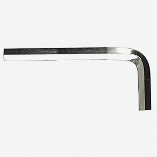 """Wiha 35150 3/32"""" x 52mm Hex L-Key Short Arm Nickel"""