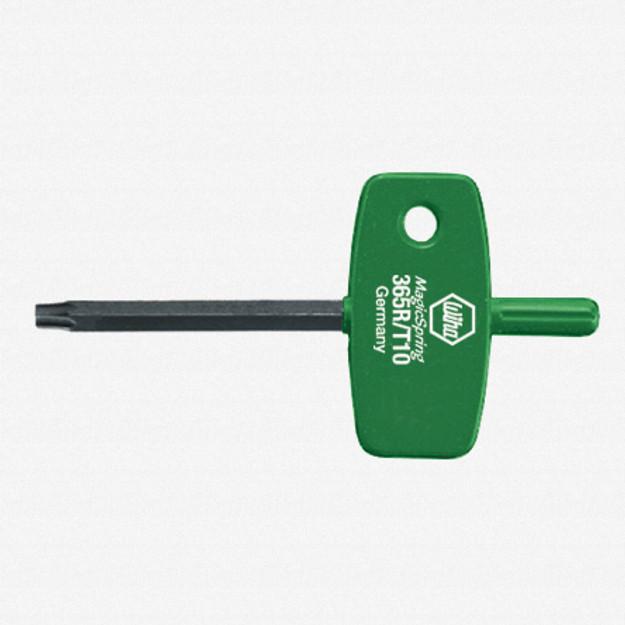 Wiha 36559 T9 x 40mm MagicSpring Torx Wing Handle - KC Tool