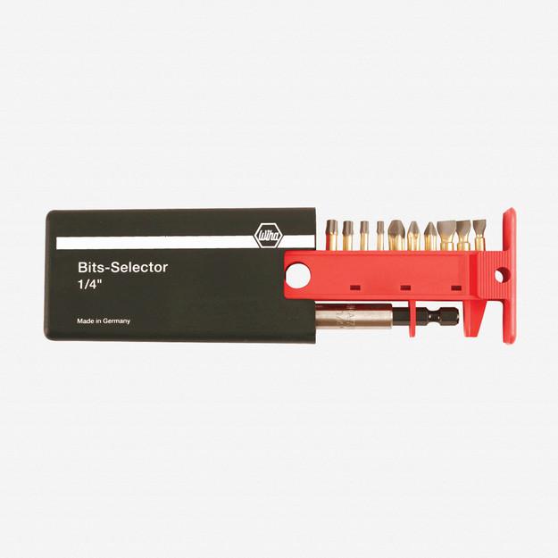 Wiha 71094 Dura Torsion Slotted/Phillips/Torx Bit Selector - KC Tool