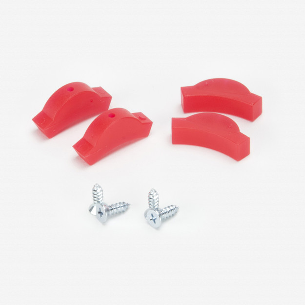 Knipex 81-19-230 2 pairs of plastic jaws for 81-13-230