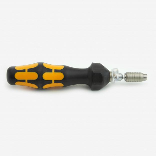 Wera 074786 ESD Safe Adjustable Torque Screwdriver 0.1 - 0.34 Nm for Halfmoon and HIOS Drive