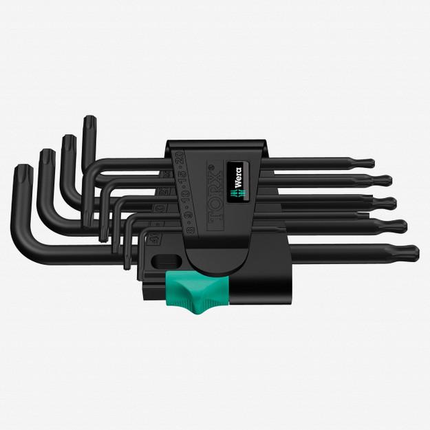 Wera 024242 Torx L-key Clip Set