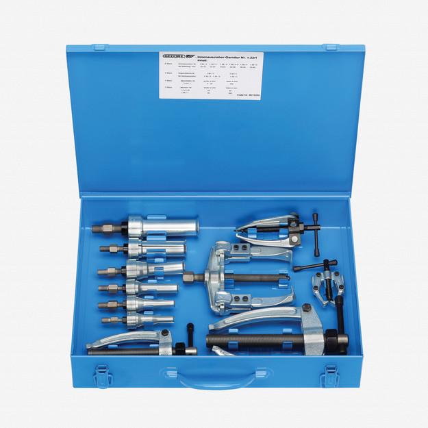 Extractor Internal Vs External Extractor : Gedore internal extractor set