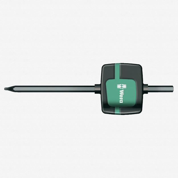 Wera 026373 T15 + 4 x 47mm Torx + Hex Combination Flagdriver