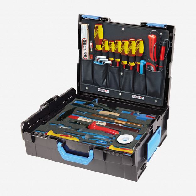 Gedore 1100-02 GEDORE-Sortimo L-BOXX 136 with assortment Electrician, 36-pc - KC Tool