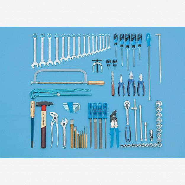 Gedore S 1004 Mechanic's tool assortment 80 pcs