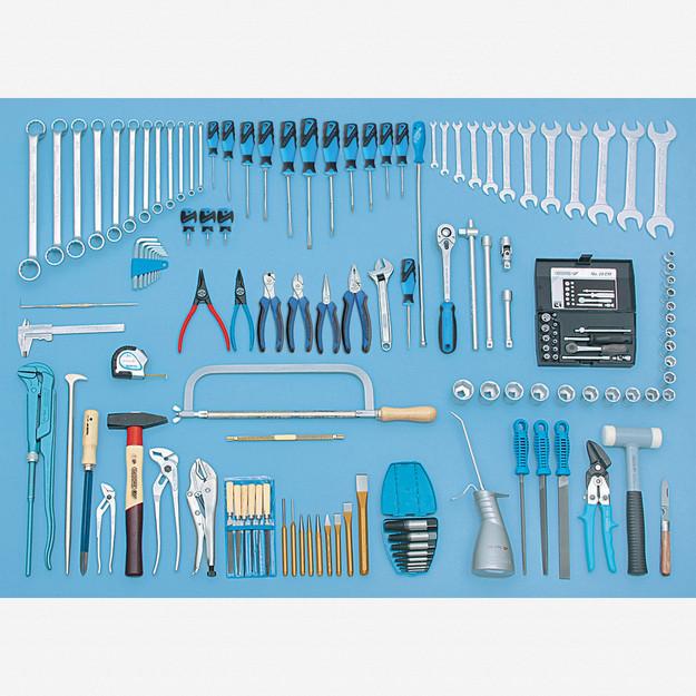 Gedore S 1008 Mechanic's tool assortment 138 pcs
