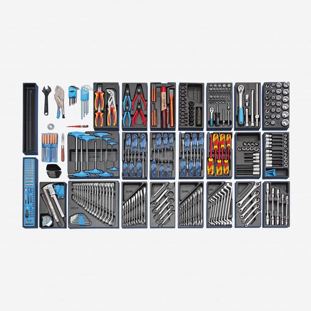 Gedore S 1500 ES-03 Module assortment large, 325 pcs