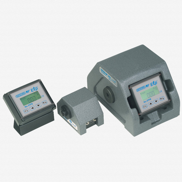 """Gedore ETP 15 Electronic torsion test device 0.5-15 Nm, 1/4"""""""