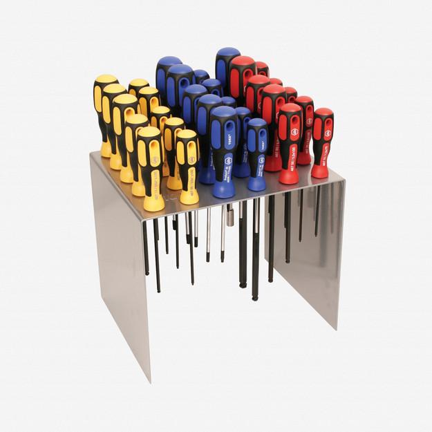 Wiha 46790 30 Piece Hex and Torx Workstation Set - KC Tool