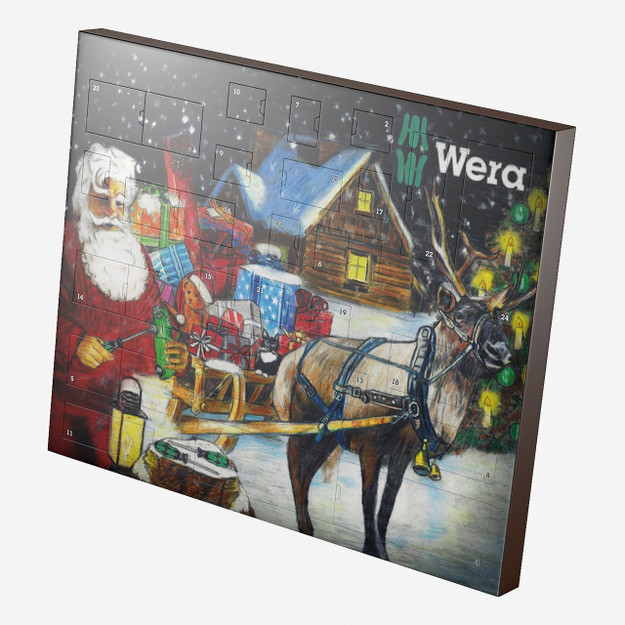 Wera 135997 Advent Calendar 2016