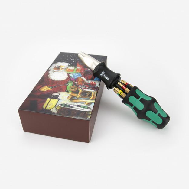 Wera 135909 Kraftform Kompakt Christmas - KC Tool