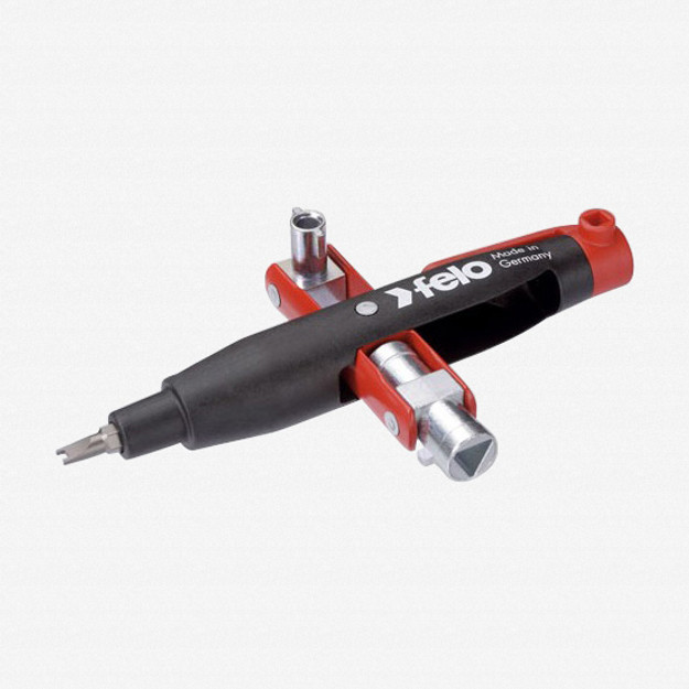 Felo 62417 Universal Cabinet Key - KC Tool