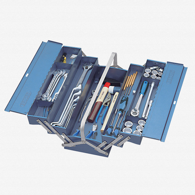 Gedore 1151 A-1335 Tool box with assortment S 1151 A - KC Tool