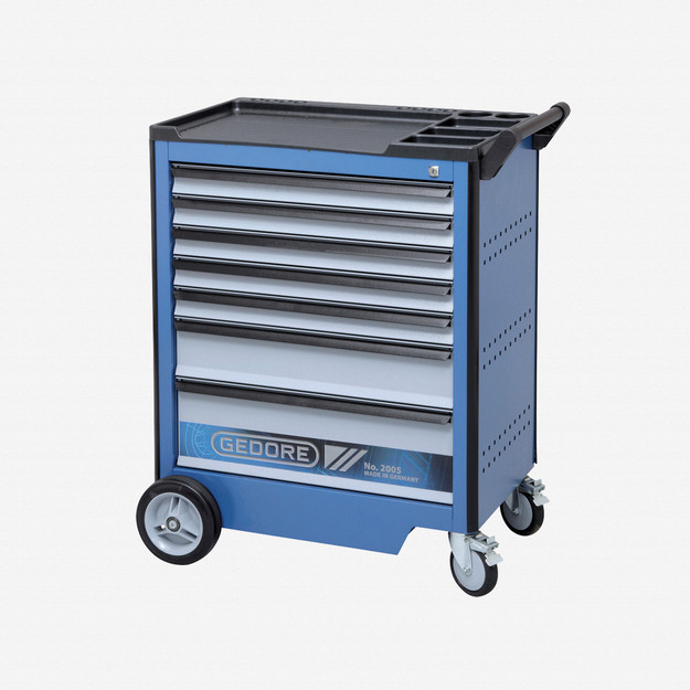 Gedore 2005 0511 Tool trolley with 7 drawers