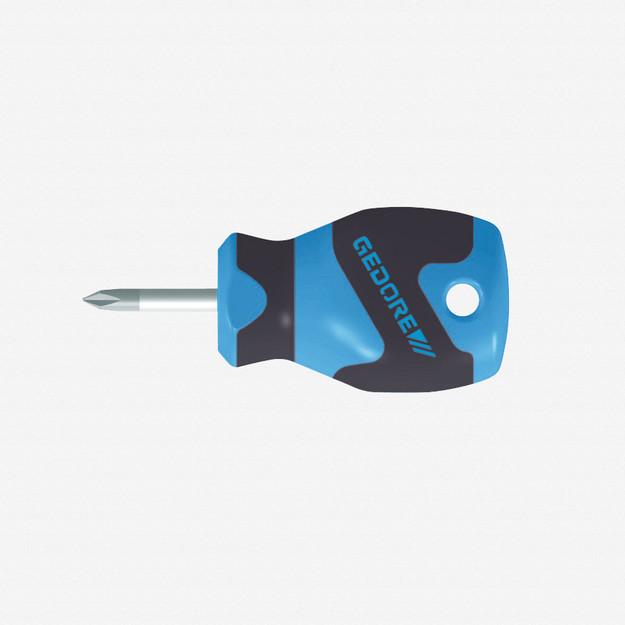 Gedore 2161 PH 2 Screwdriver Stubby PH 2 - KC Tool