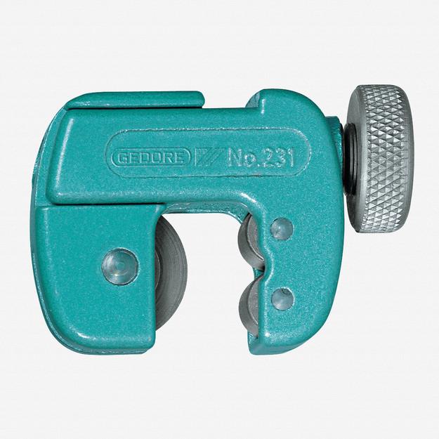 Gedore 231000 Pipe cutter MINI-QUICK, 4-16 mm