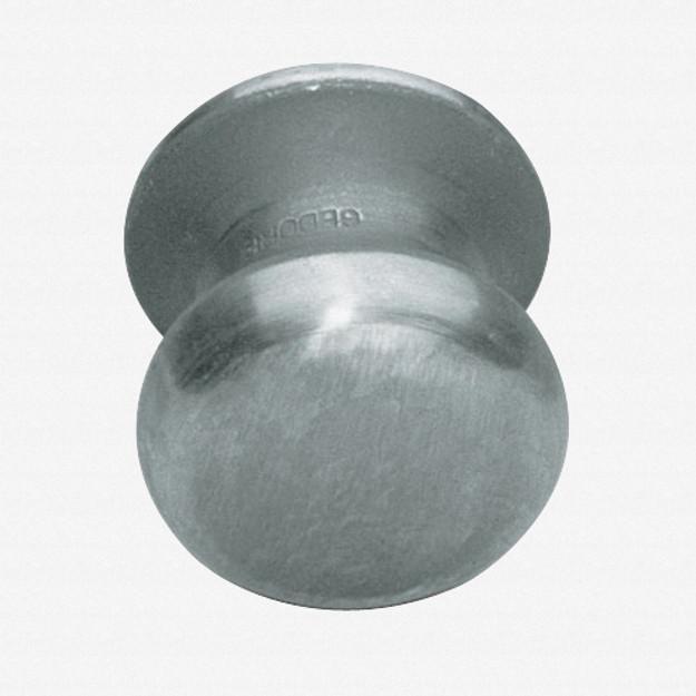 Gedore 253 Planishing hand anvil d 58.5x60 mm