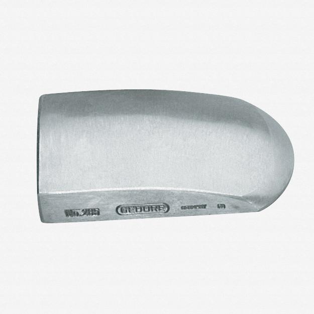 Gedore 285 Planishing hand anvil 111x68x23.5 mm