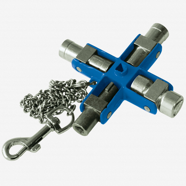 Gedore 45 U Multi fitting Master Key Unit